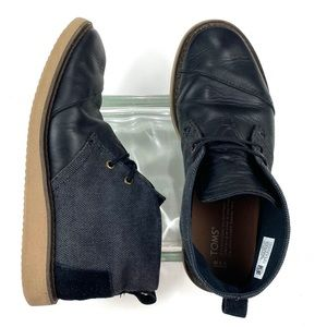 Toms Mateo Chukka Boots 8.5